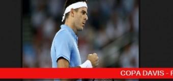 TV MUNDUS – DeporVIDA n° 309 | Argentina empata 1 a 1 en la final de la Davis 2016
