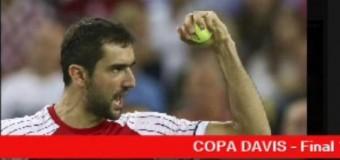 TV MUNDUS – Deporvida n° 310 | Copa Davis. Argentina está perdiendo con Croacia.