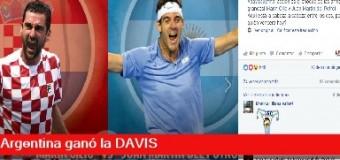 TV MUNDUS – Deporvida N° 311 | ARGENTINA GANÓ LA COPA DAVIS