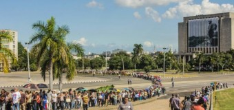 REGIÓN – Cuba | Crónicas desde La Habana: homenaje y despedida
