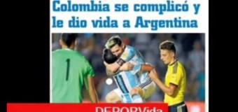TV MUNDUS – DeporVIDA n° 308 |Argentina goleó 3 a 0 a Colombia