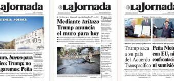 MUNDO/REGIÓN – Ruptura | Estados Unidos agrede a México por varios frentes.