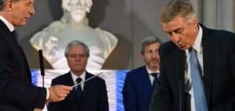 CORRUPCIÓN – Régimen | El Ministro Aguad involucró a Macri y sus hijos en el escándalo del Correo.