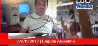 TV MUNDUS – Deporvida 314 | Argentina empata 2 a 2 la serie con Italia en la Davis