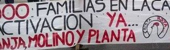 TRABAJADORES – Buenos Aires | Cresta Roja sigue siendo el peor caso testigo del macrismo.