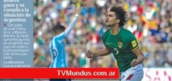 TV MUNDUS – Deporvida 318 | Argentina cae con Bolivia y se complica el viaje a Rusia
