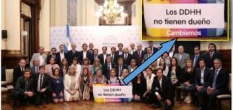 DERECHOS HUMANOS – Dìa de la Memoria | Los legisladores del oficialista Cambiemos se burlaron del 24 de marzo.