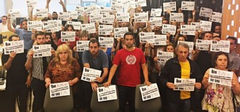 TRABAJADORES – Comunicación | El diario La Nación amenaza a sus trabajadores.