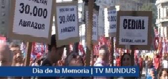 TV MUNDUS – Noticias 228 | Día de la Memoria