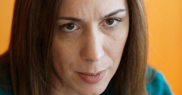 A Vidal la comparan en España con la Tacher y a la macrista parece gustarle.