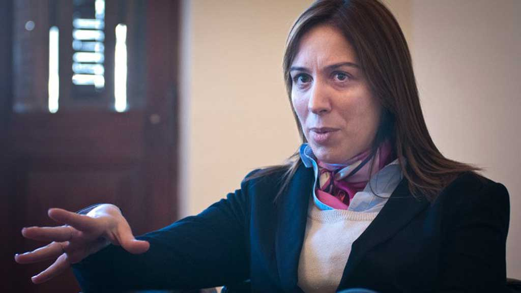 Vidal admitió la persecución ideológica que aplica el PRO.