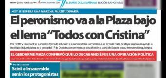 MEDIOS – Régimen | Cerró el diario El Argentino.