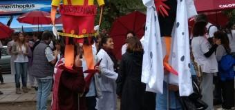 TRABAJADORES – Régimen | BUENOS AIRES. Nuevo paro de los trabajadores de la salud.