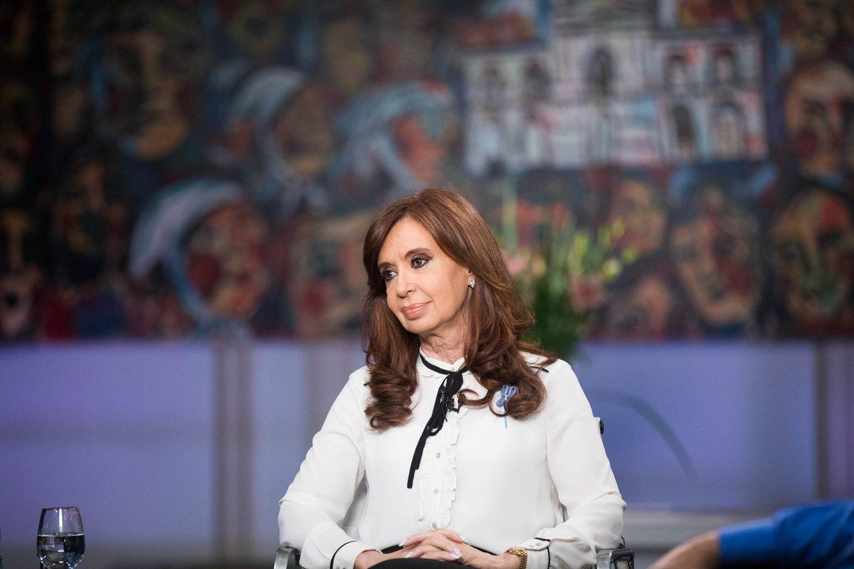 Cristina Fernández moviiza al peronismo bonaerense. FOTO: Instituto Patria