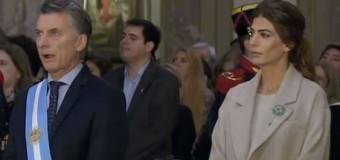 CORRUPCIÓN – Régimen | Investigan por lavado a Macri y a su esposa Awada.
