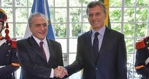 REGIÓN – Brasil | Temer dio marcha atrás con su idea de sacar  a los militares a las calles.