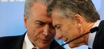 REGIÓN – Brasil | Los abogados brasileños insisten en que el golpista Temer podría ir a juicio político.
