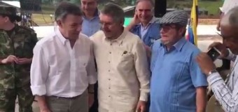 COLOMBIA – Paz | Las FARC-EP entregaron las armas y comienza una nueva etapa.