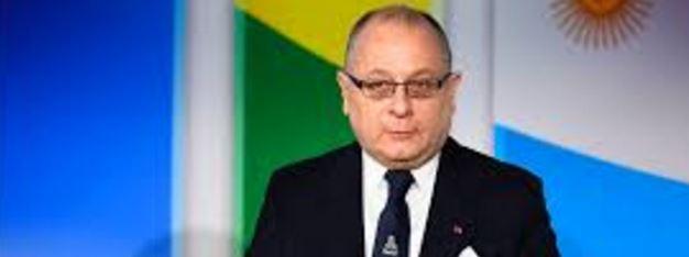 Faurie, Ministro de Relaciones Exteriores macrista.