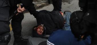 REPRESIÓN – Régimen | Dura represión del macrismo contra manifestantes. Heridos y policías de civil como en la dictadura.