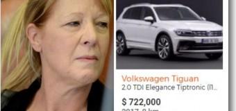 POLÍTICA – Régimen | Otro sospechoso y reiterado incidente delincuencial con Stolbizer.
