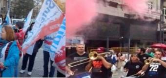 BUENOS AIRES – Trabajadores | Vidal no quiere escuchar y la Provincia de Buenos Aires está paralizada en educación y salud.