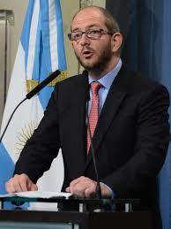 Miguel Braun, Secretario de Comercio del régimen macrista.