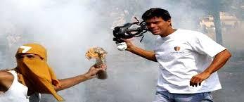 El terrorista Leopoldo mLópez es responsable de decenas de muertes en 2014 cuando quiso dar un golpe de Estado.