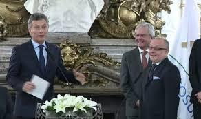 Vergonzosa intromisión de Macri en los asuntos internos de Venezuela.