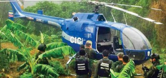 REGIÓN – Venezuela | Helicóptero piloteado por agente de la CIA bombardea el Tribunal Supremo.