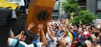 TRABAJADORES – Régimen | Estalló la CGT macrista. Daer y Acuña mostraron la hilacha.