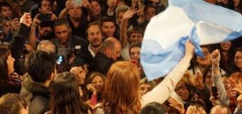 PASO 2017 – Buenos Aires | Por escaso margen Cristina Fernández ganó las elecciones primarias en Buenos Aires.