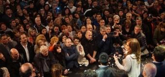 PASO 2017 – Buenos Aires | Tras la manipulación en el manejo de datos, Cristina Fernández dijo que nunca vio algo así.