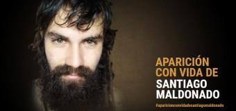 DESAPARECIDO – Régimen | Ante las mentiras de los medios macristas la familia de Santiago Maldonado publica un sitio web propio.