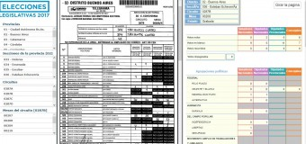 PASO 2017 – Buenos Aires | Miles de denuncias por el escandaloso fraude en la Provincia de Buenos Aires.