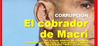 ECO INFORMATIVO nº 78 | Gustavo Arribas. EL COBRADOR DE MACRI.