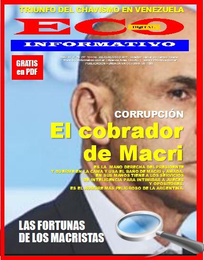 Vea el informe comnpleto en la revista ECO INFORMATIVO.