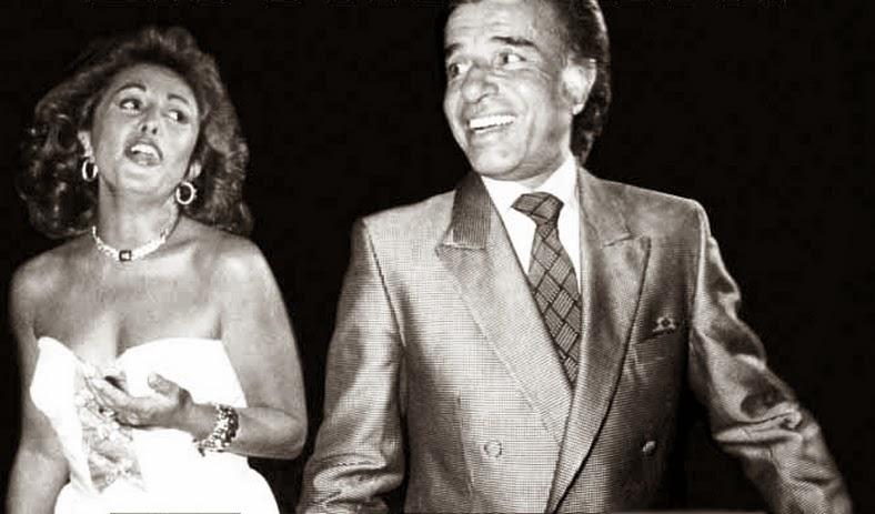 María Julia Alsogaray fue un símbolo de la corrupción del anterior gobierno neoliberal.