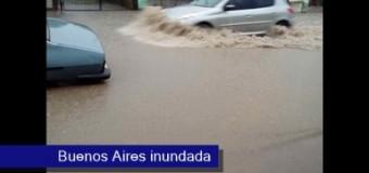 BUENOS AIRES – Inundaciones | Reclaman a Vidal por obras urgentes en La Matanza.