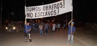 TRABAJADORES – Jujuy | Reprimen a los trabajadores del Ingenio Ledesma.