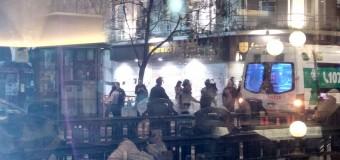 PLAZA DE MAYO – Represión | El régimen fuera de control en el centro porteño.