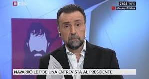 MEDIOS – Censura | Estos son los temas que Macri le impidió emitir a Navarro.