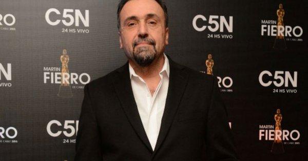 Roberto Navarro fue echado por presión del régimen de Mauricio Macri.