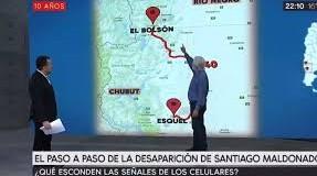 DESPARECIDO (XV) – Régimen | Habrían violado los servidores que guardaban los llamados telefónicos del caso Santiago Maldonado.