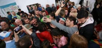 BUENOS AIRES – Elecciones | Axel Kicillof estuvo con la militancia de Pinamar y dijo que los dos modelos en pugna están más que claros.