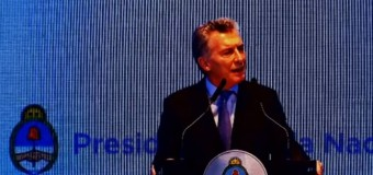 GOBIERNO – Régimen | Macri anunció que atacará a trabajadores y sindicatos.