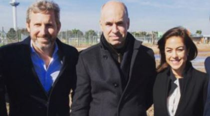 Picetti, acusada por su propio maerido de corromper a sus hijos junto al Ministro de Interior macrista Rogelio Frigerio y el Jefe de Gobierno ultraderechista Horacio Rodríguez Larreta. Está en la lista de Carrió.
