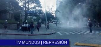 TV MUNDUS – Noticias 240 | URGENTE. Represión y muerte en la Patagonia.