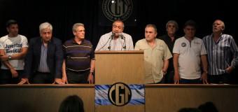 TRABAJADORES – Régimen | Dujovne apuró con migajas a la CGT macrista para que no haga paro.