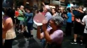 JUBILACIONES – Régimen | La Ciudad de Buenos Aires se llenó de cacerolazos.